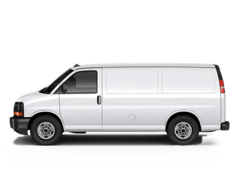 GMC VAN TRUCKS